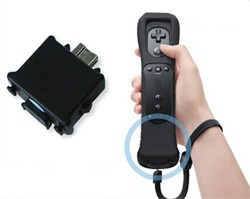 Wii accessory