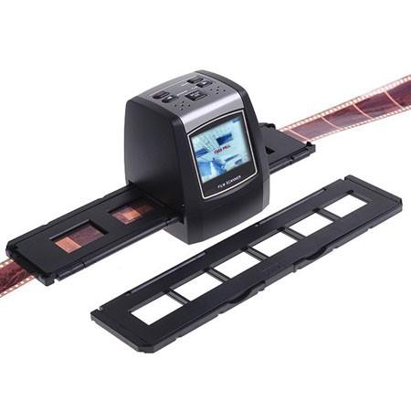 New 5MP 35mm 2.36 USB LCD Digital Film Converter Slide Negative Photo Scanner