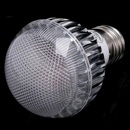 E27 8W 2 Million Color RGB LED Light Flash Bulb with Remote Control