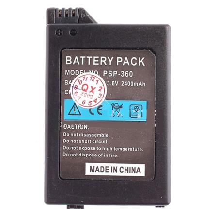 2400mAh Battery voor Sony PSP PSP2000/PSP3000 F1156