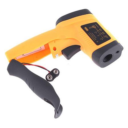 Non-Contact Digital LCD IR Infrared   Thermometer Gun E