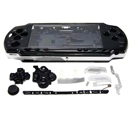 Full Housing Kit vervangenment Case voor Sony PSP 2000