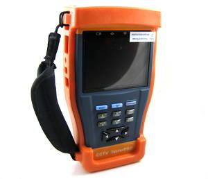 "3.5"" LCD Monitor CCTV Camera Video Test / Tester"