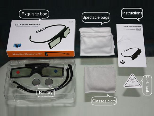 Active 3D Glasses voor TDG-BT400A Sony TV W800B W800C X950C X950D X940D Z9D