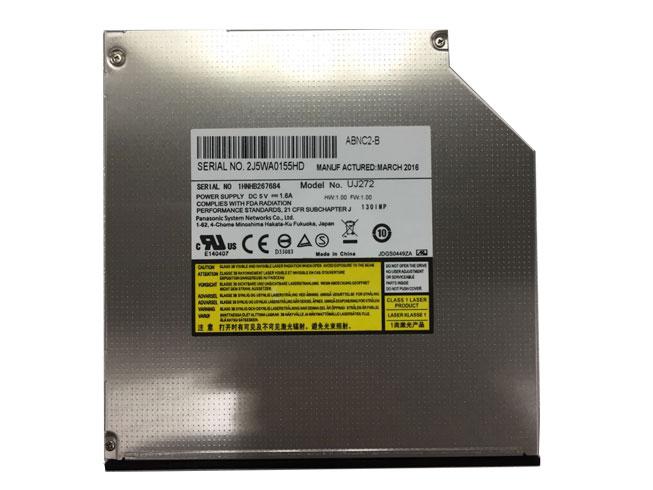 UJ-272 UJ272 9.5mm SATA Blu-ray BD DVD Burner Drive vervangen UJ262