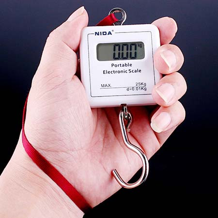 0.01-25KG Mini Pocket Portable Digital Weight Scale