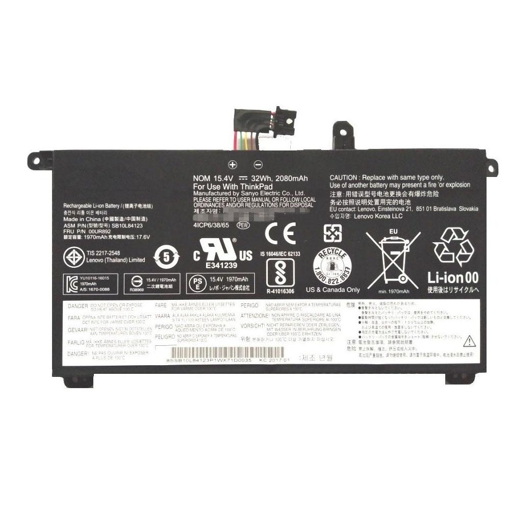 01AV493 2100mAh 15.2V/15.4V laptop accu