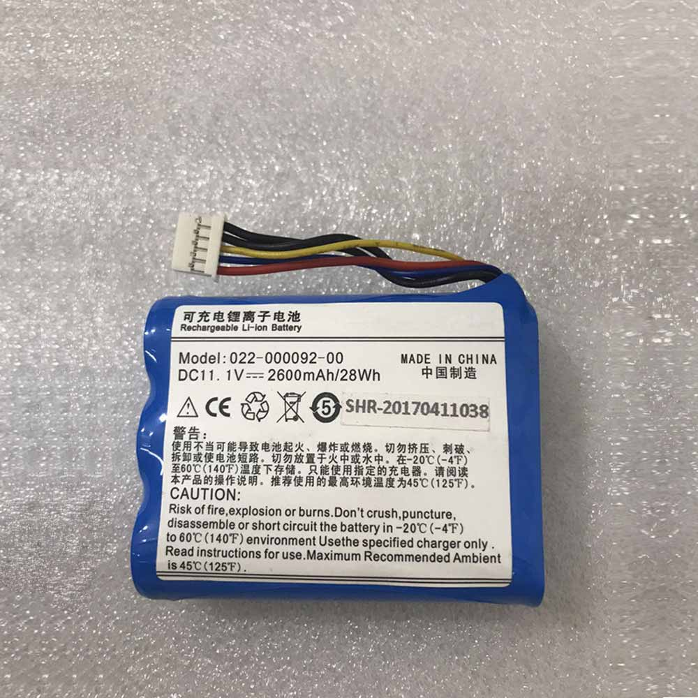 022-000092-00 laptop accu