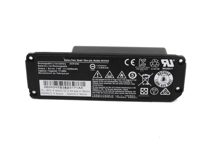 063404 2230mAH/17Wh 7.4V laptop accu