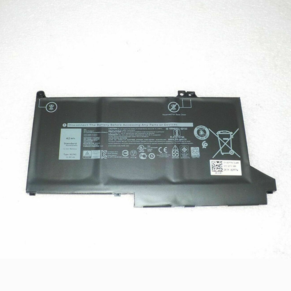 0G74G laptop accu's