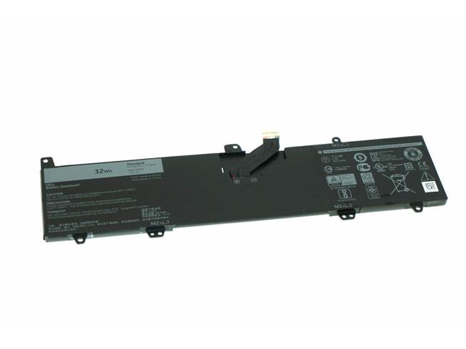 0JV6J 32Wh 7.6V laptop accu