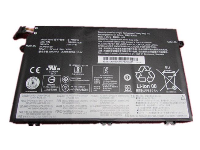 Batería para Lenovo  L17M3P52