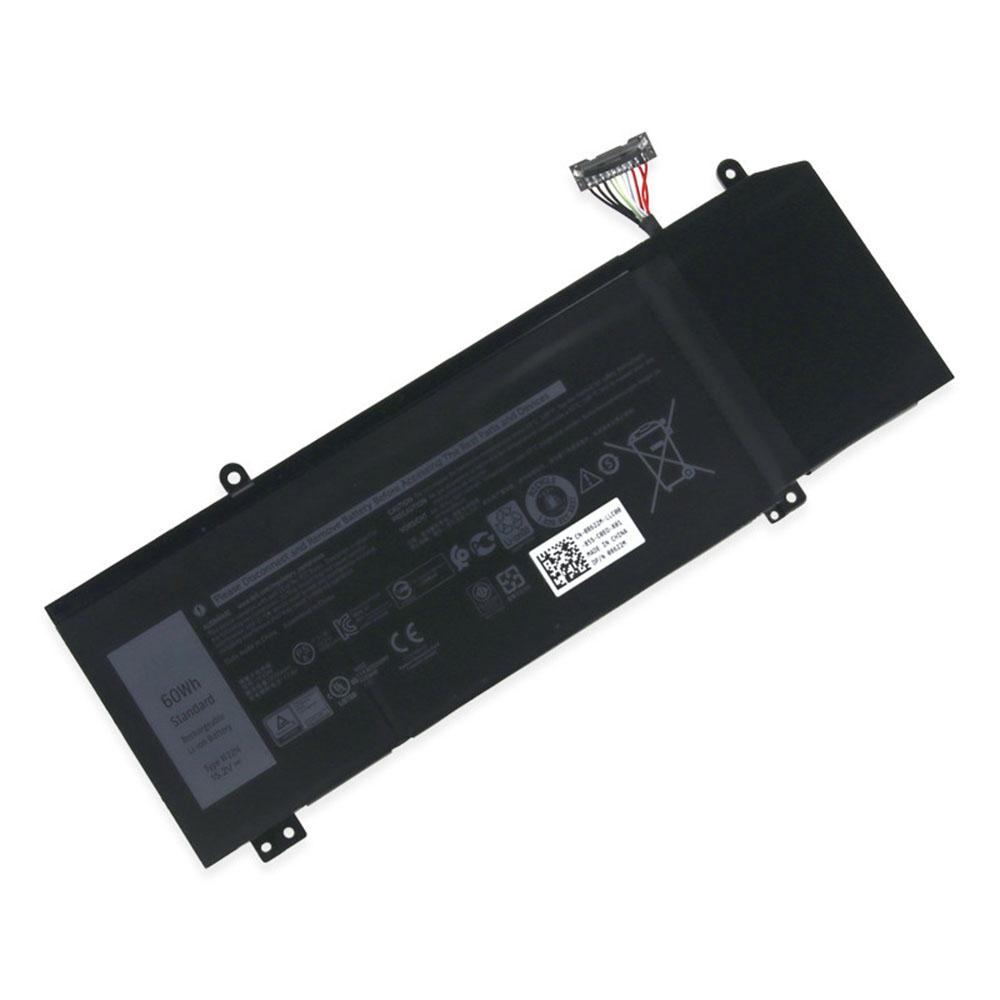 06YV0V 60Wh 15.2V laptop accu