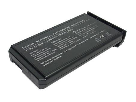 PC-VP-WP70 laptop accu
