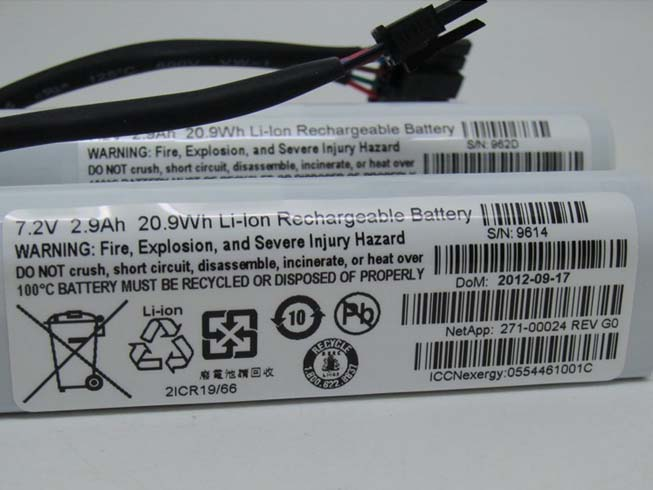 271-00024 18.5Wh 7.4V 2.5Ah laptop accu