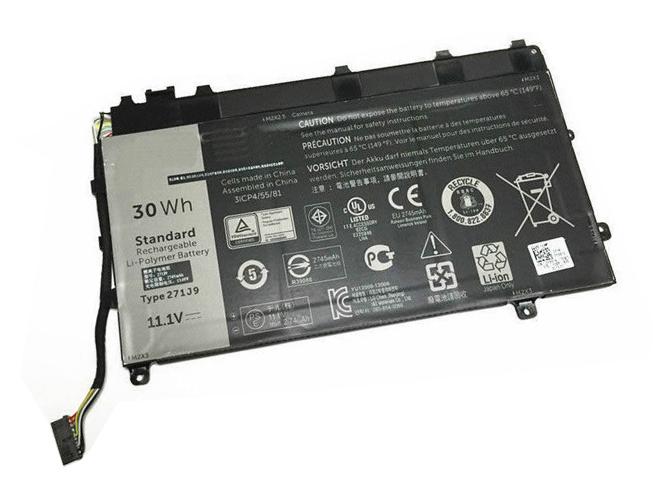 271J9 laptop accu's