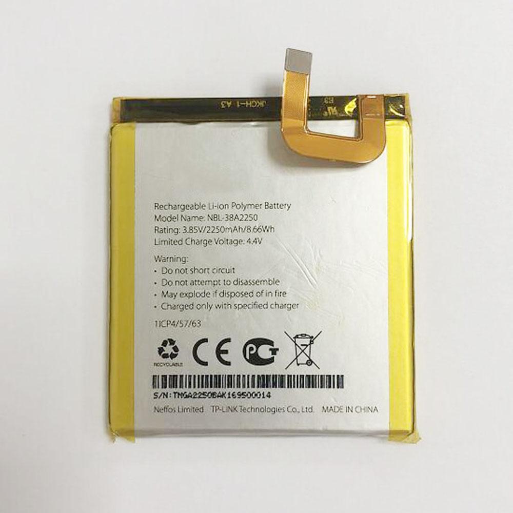 NBL-38A2250 batterij