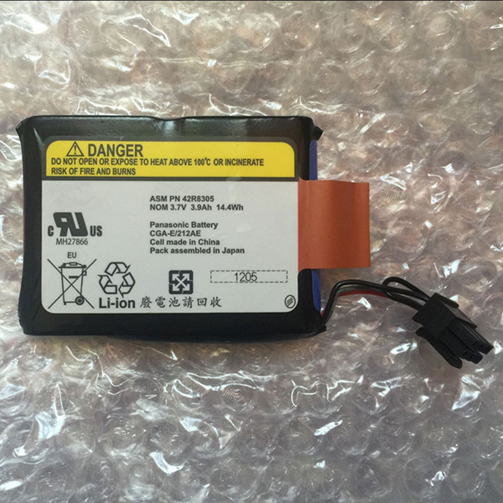 42R8305 3.9Ah/14Wh 3.6V laptop accu