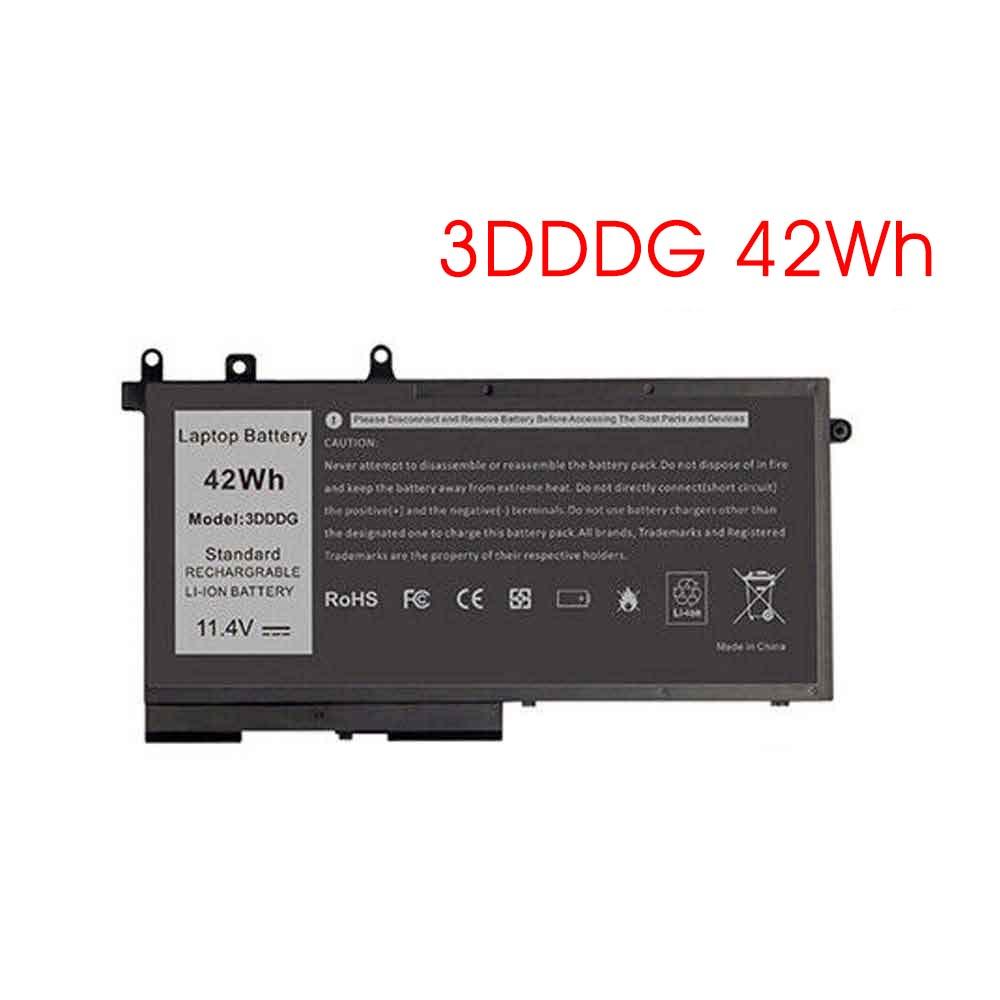 3DDDG laptop accu's