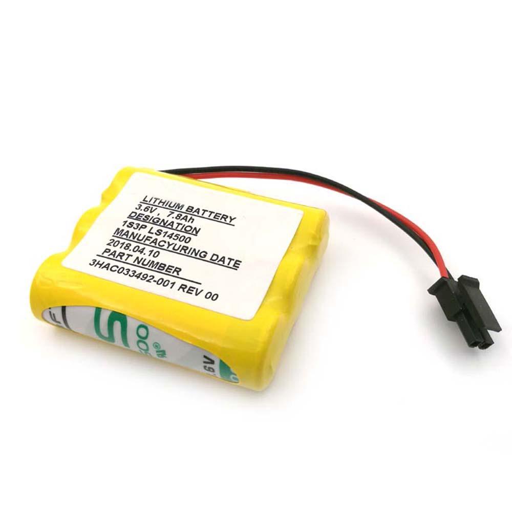 3HAC033492-001 7.8Ah/28.08Wh 3.6V laptop accu