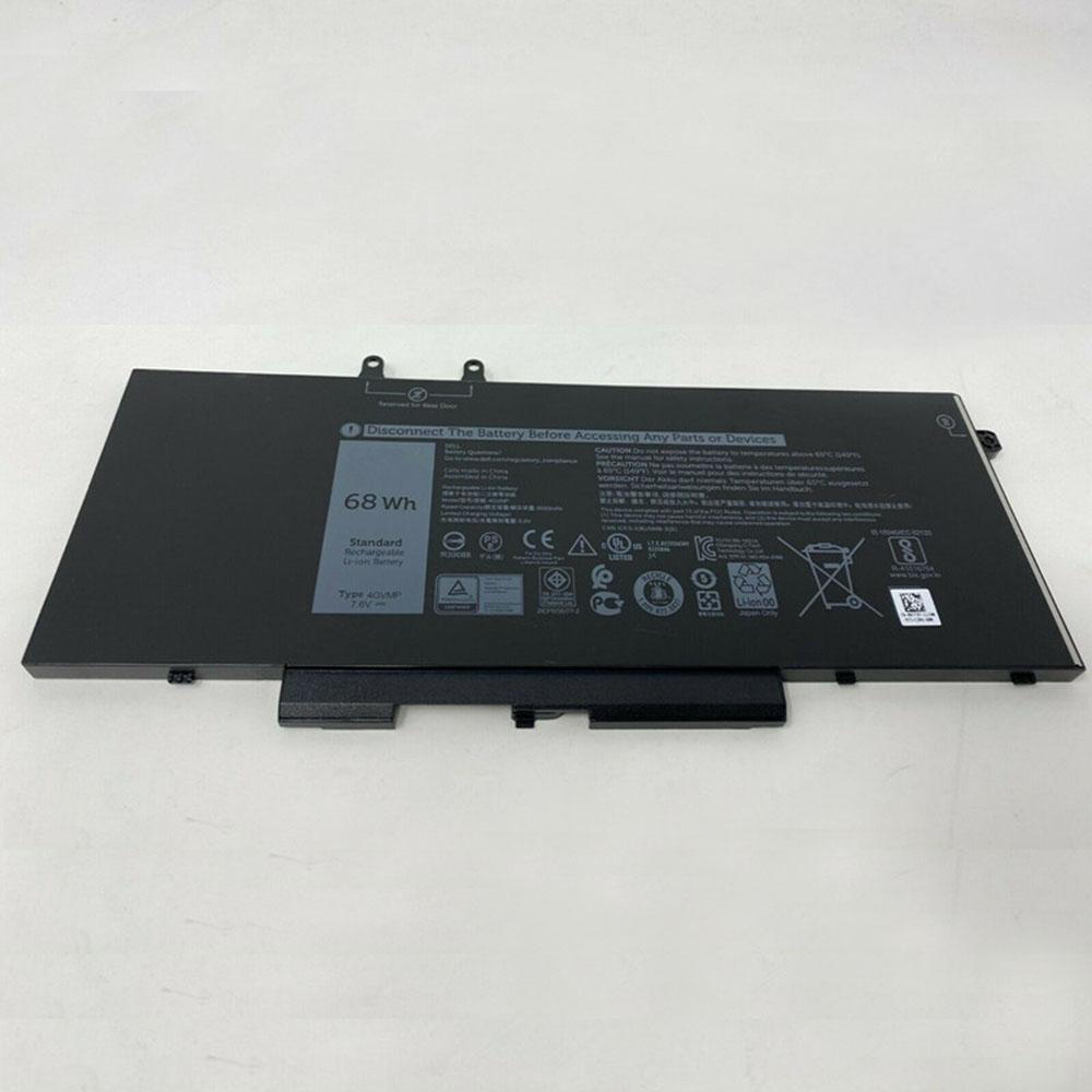 4GVMP 7.6V 68Wh laptop accu