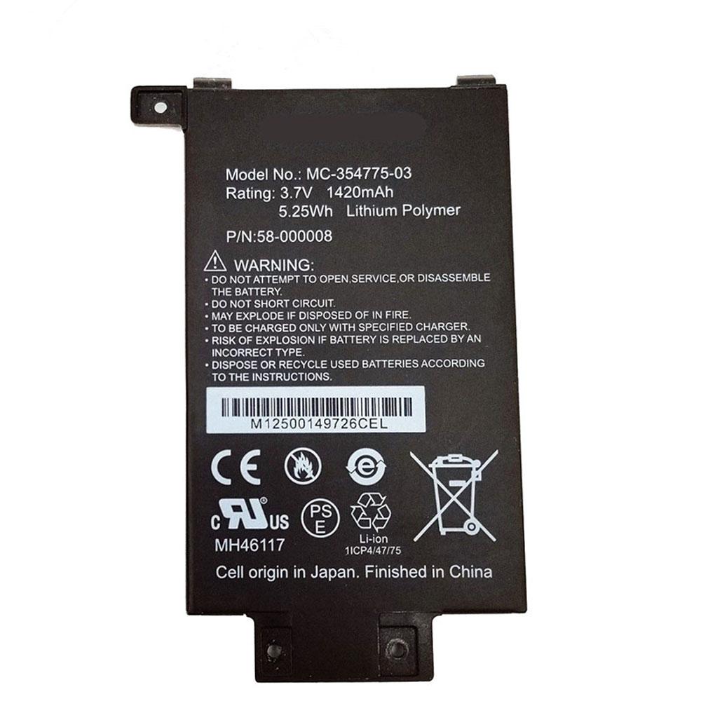 Batería para Amazon MC-354775-03
