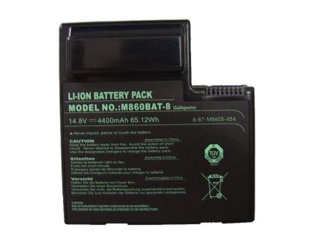 M860BAT-8SIMPLO laptop accu's