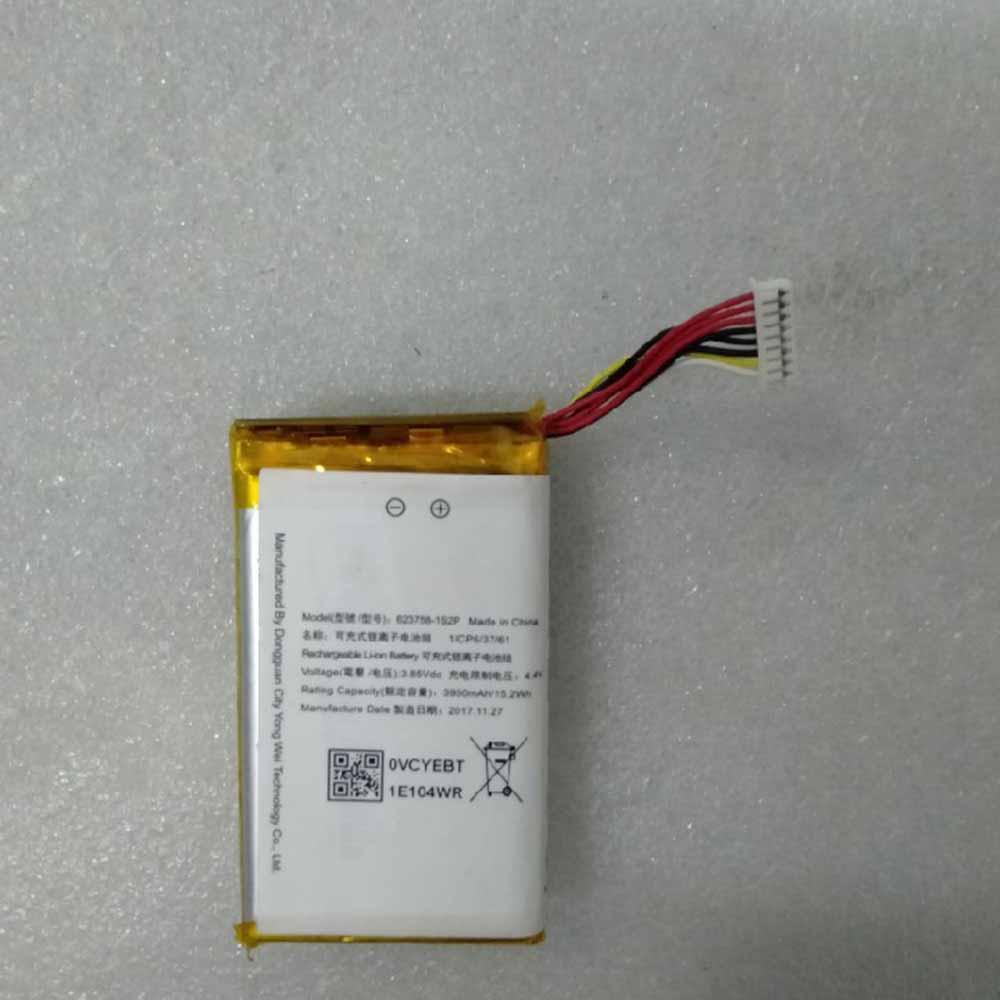 623758-1S2P batterij