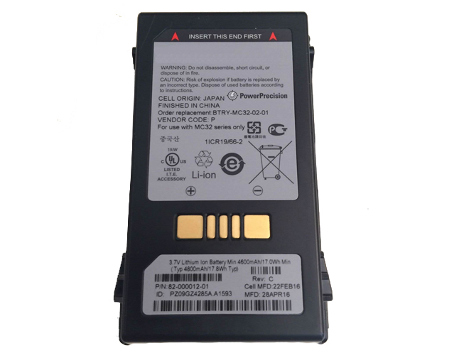 82-000012-01 laptop accu's