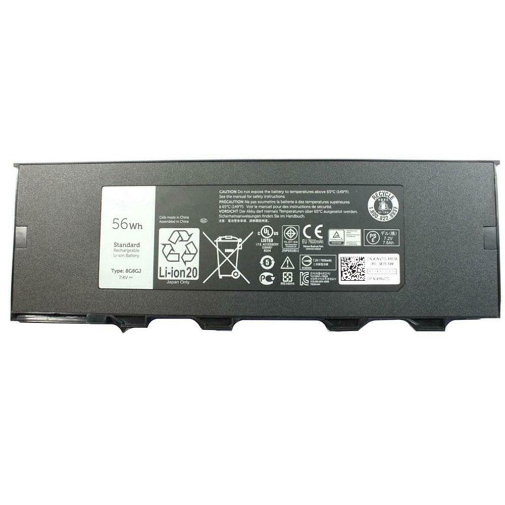 8G8GJ laptop accu's