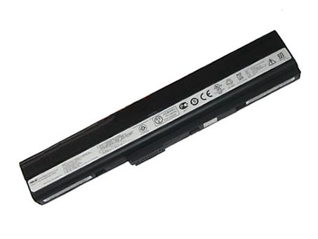 A42-K52 4400 mAh (6 cell)  10.8V laptop accu
