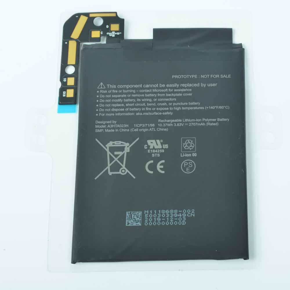 A3HTA023H Tablet accu's
