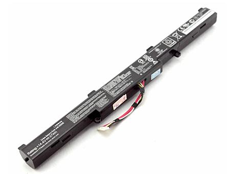 A41-X550E 44WH/2950mAh 14V/15V laptop accu