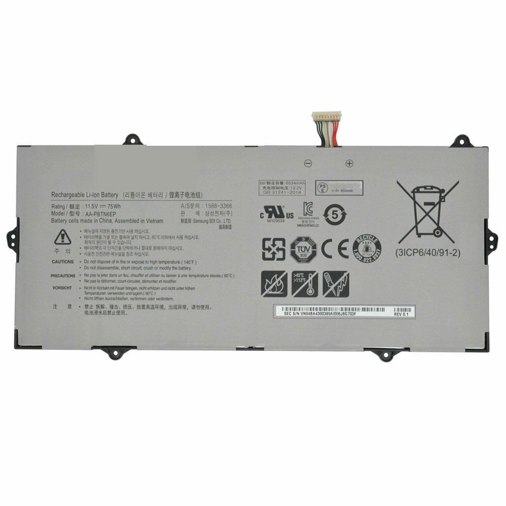 AA-PBTN6EP laptop accu's