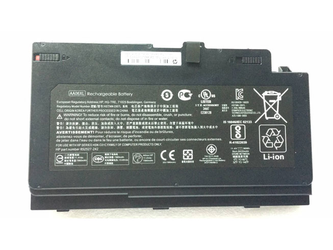 AA06XL laptop accu's