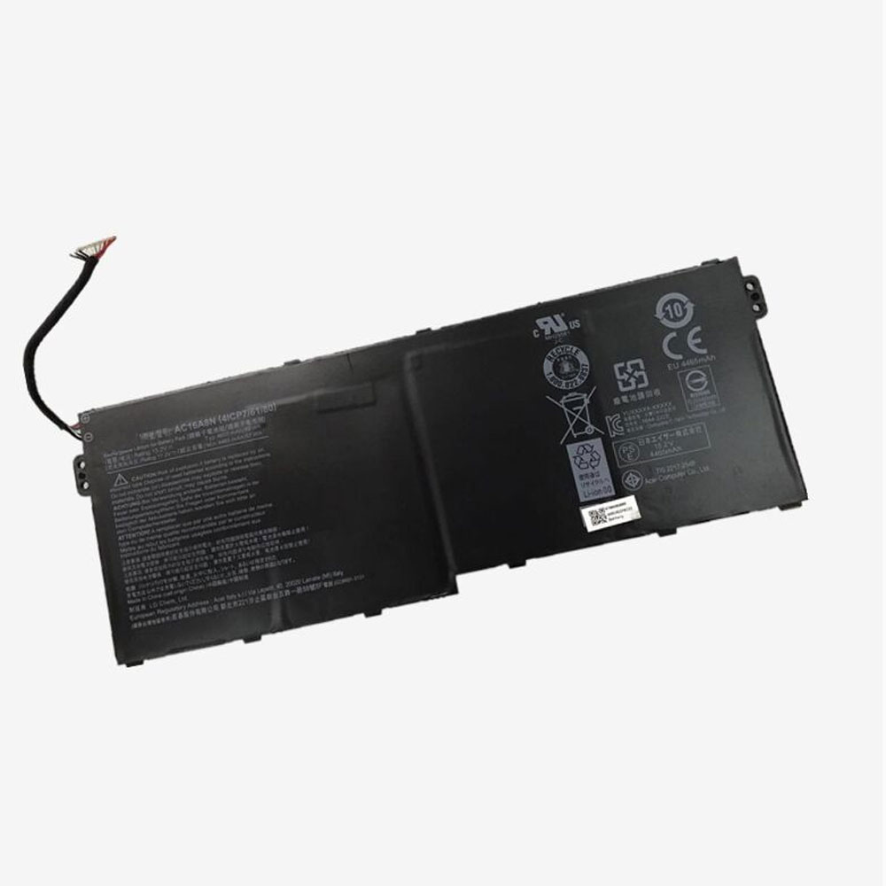 AC16A8N laptop accu's