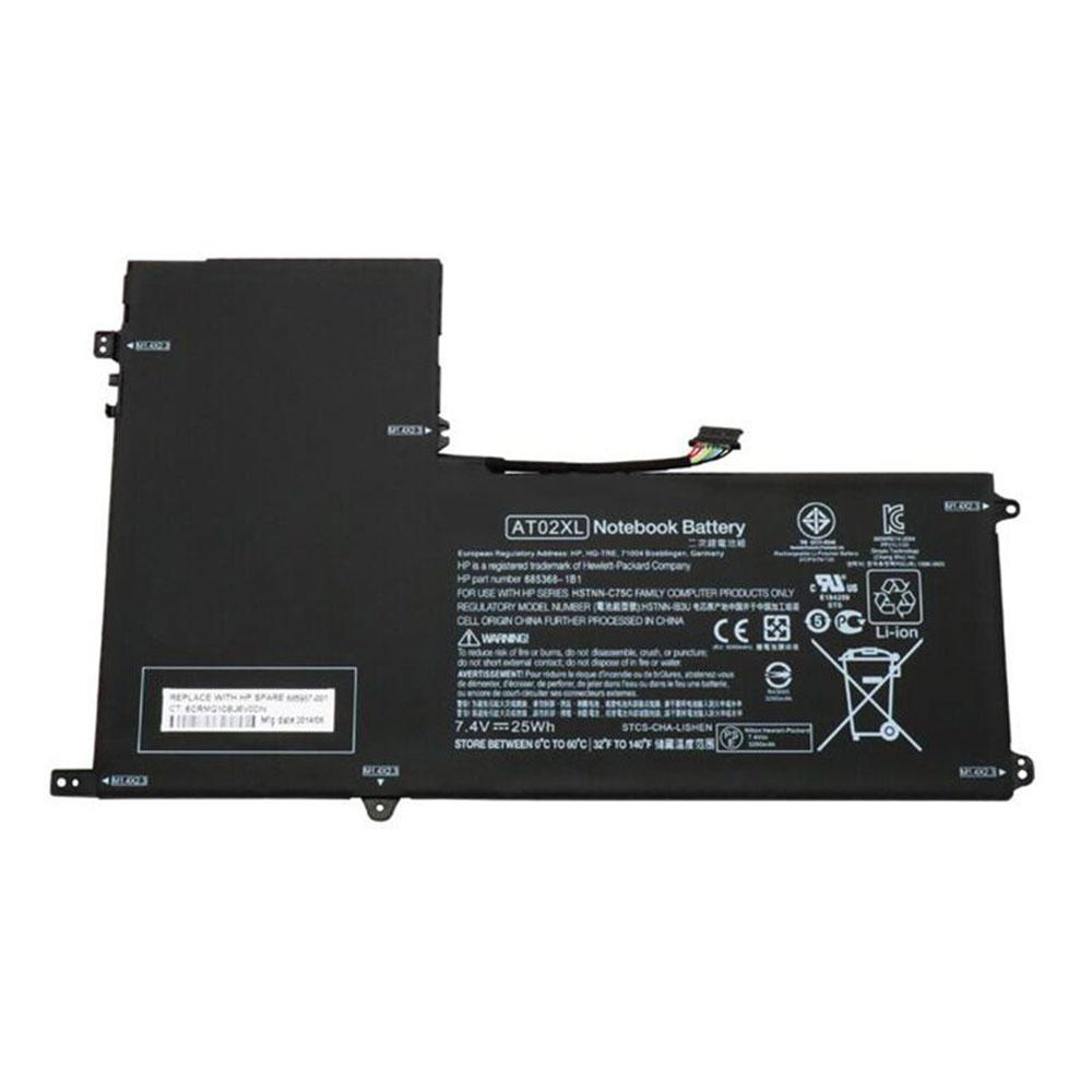 AO02XL laptop accu's