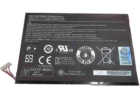 1icp4/83/103-2 laptop accu