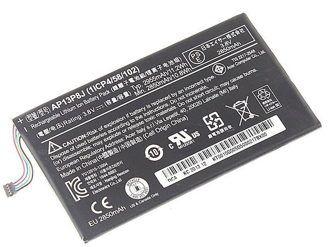 AP13P8J Tablet accu's