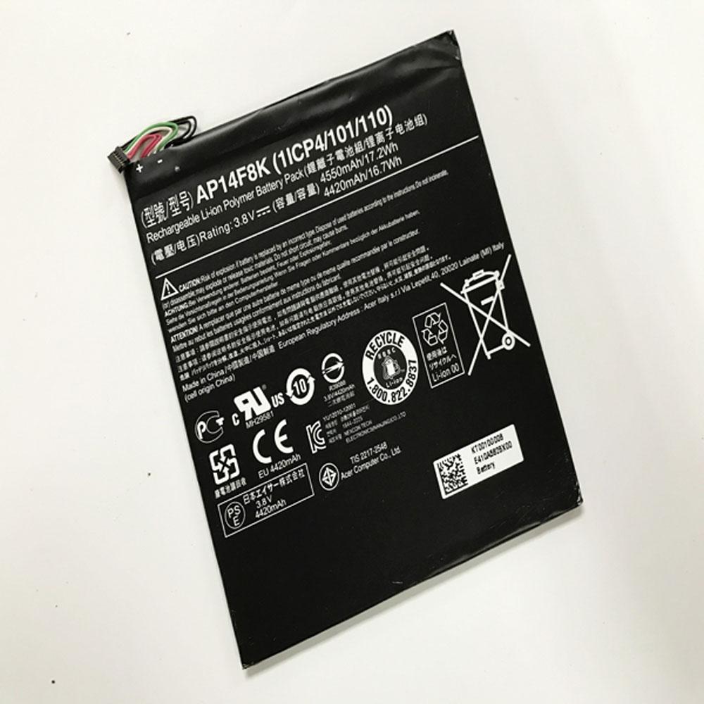 AP14E8K Tablet accu's
