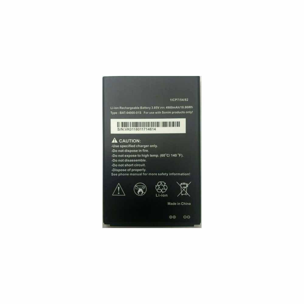 BAT-04900-01S batterij