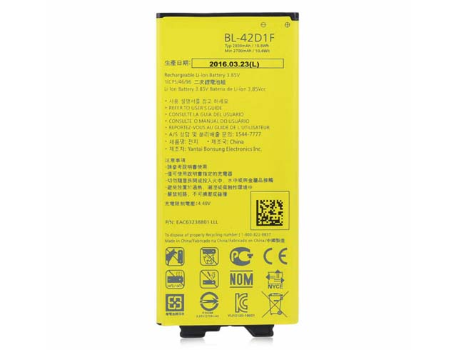 BL-42D1F laptop accu's