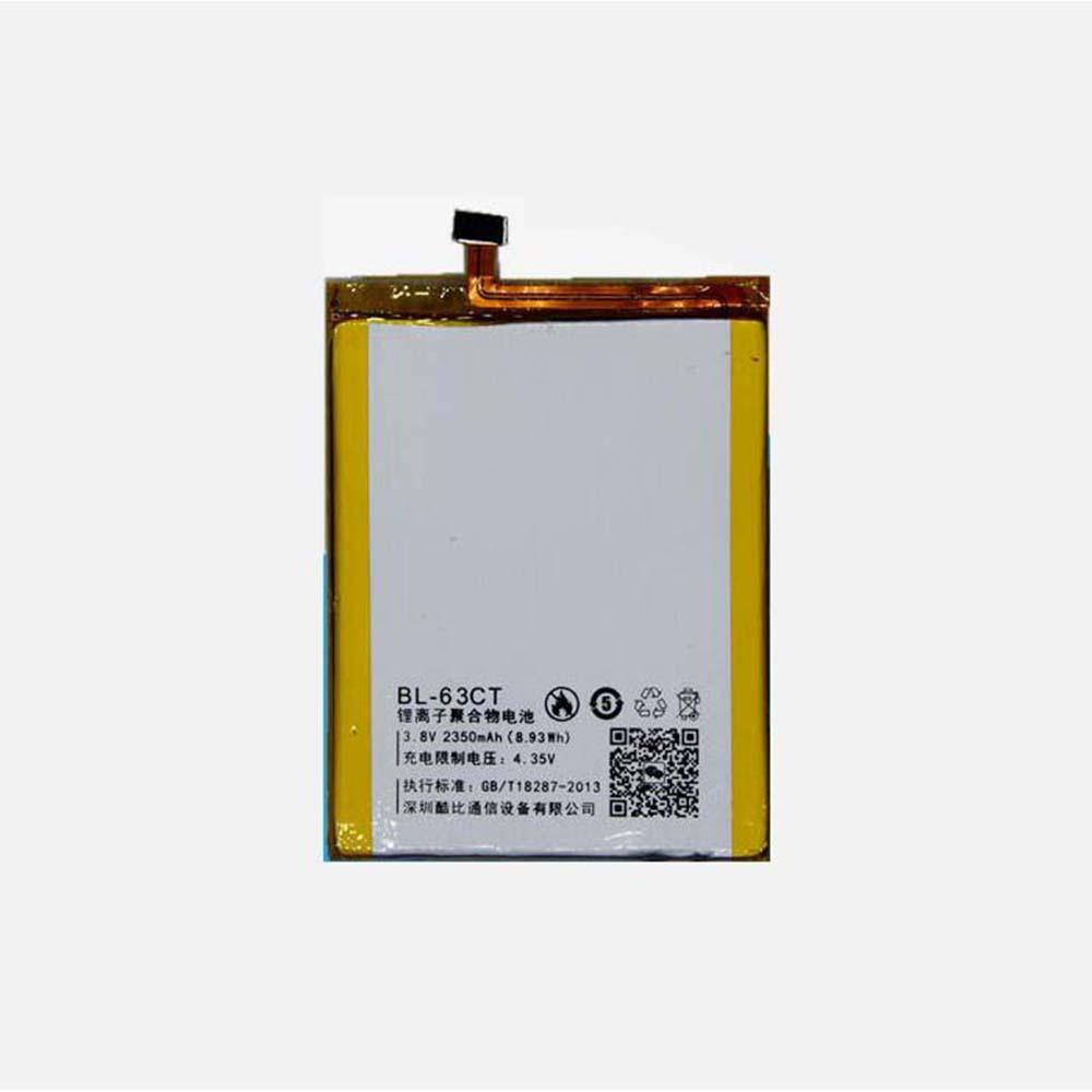 BL-63CT batterij