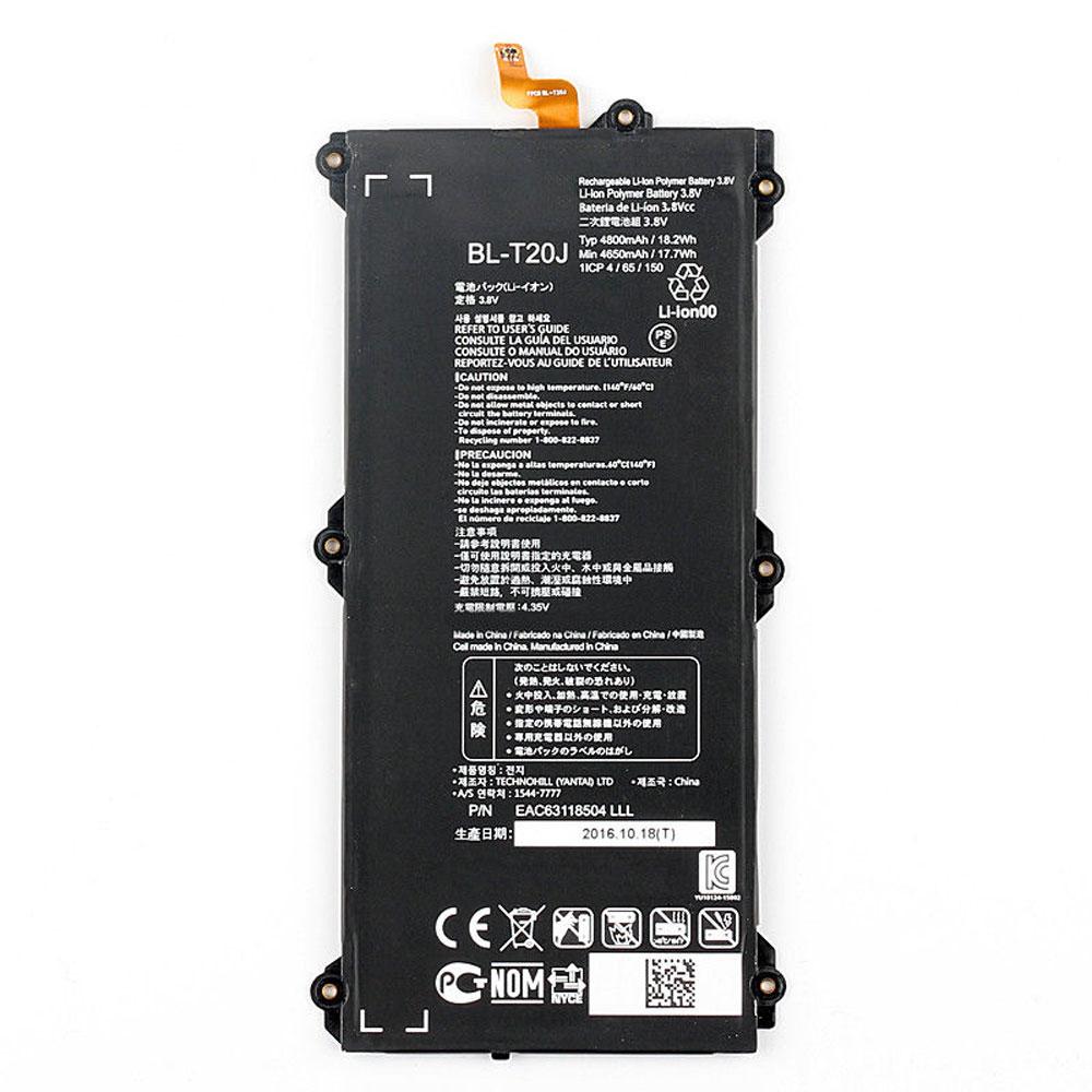 BL-T20J 4800mAh 3.85V/4.35V laptop accu