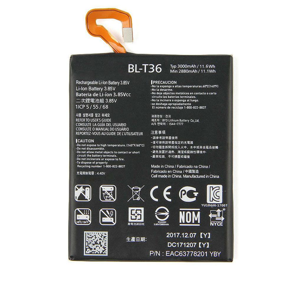 BL-T36 Telefoon Accu's