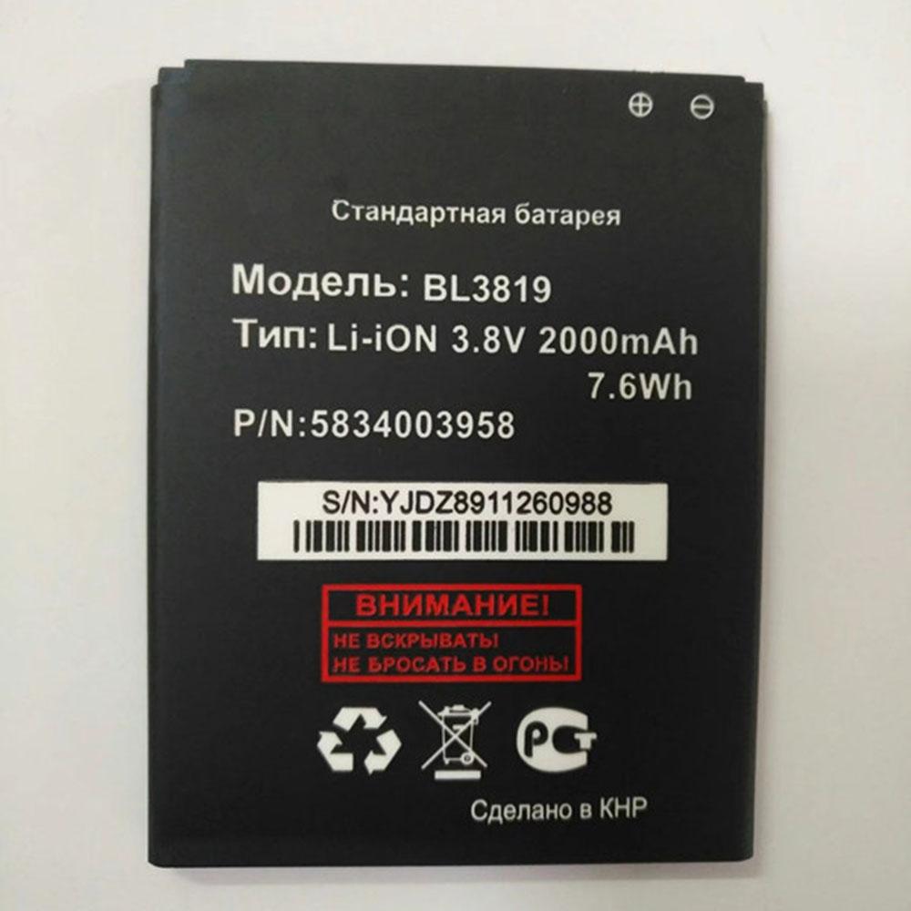 BL3819 batterij
