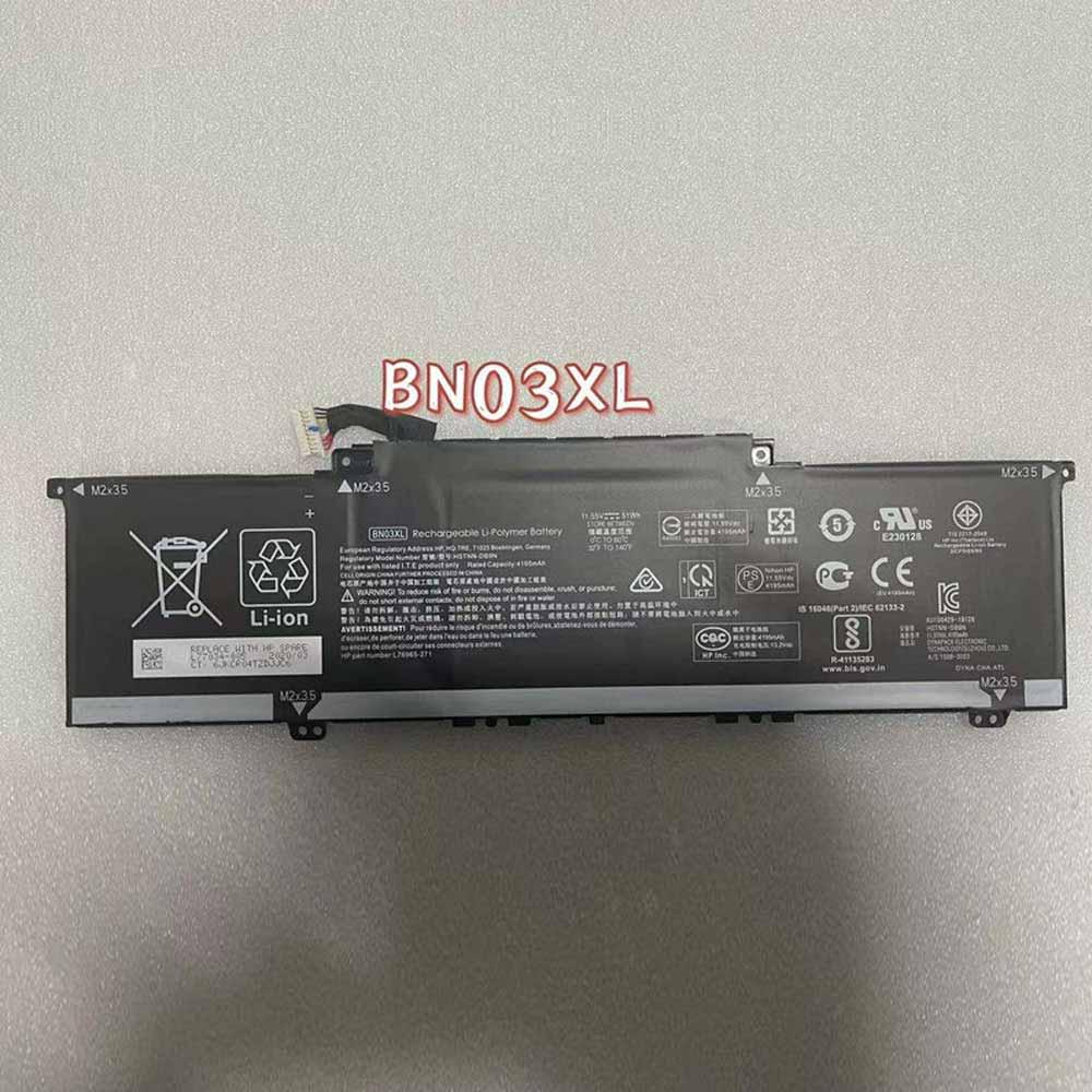HSTNN-OB1O laptop accu's