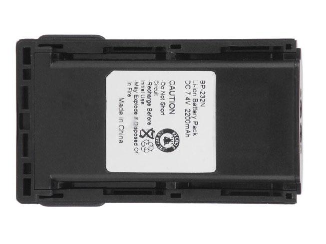 BP-231 2200mAh 7.4V laptop accu