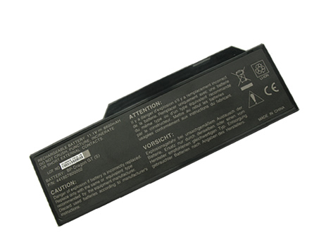 BP-DRAGON 6600mAh 11.1V laptop accu