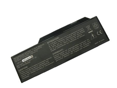 BP-DRAGON laptop accu